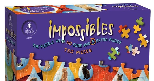 Impossibles Puzzels