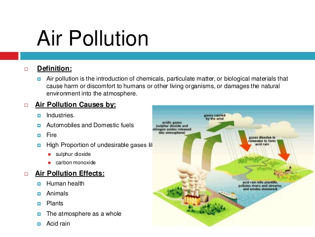 Essay on pollution its causes and solution