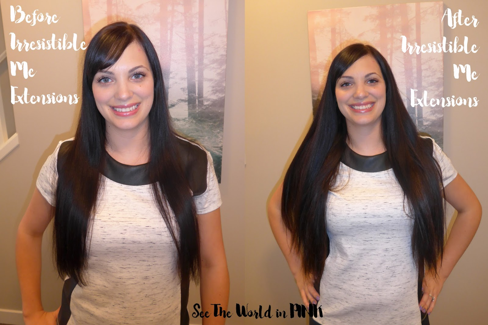 Irresistible Me Royal Remy Hair Extensions How To And Review
