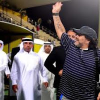 maradona en emiratos arabes