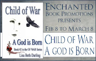 Child of War-A God is Born Giveaway