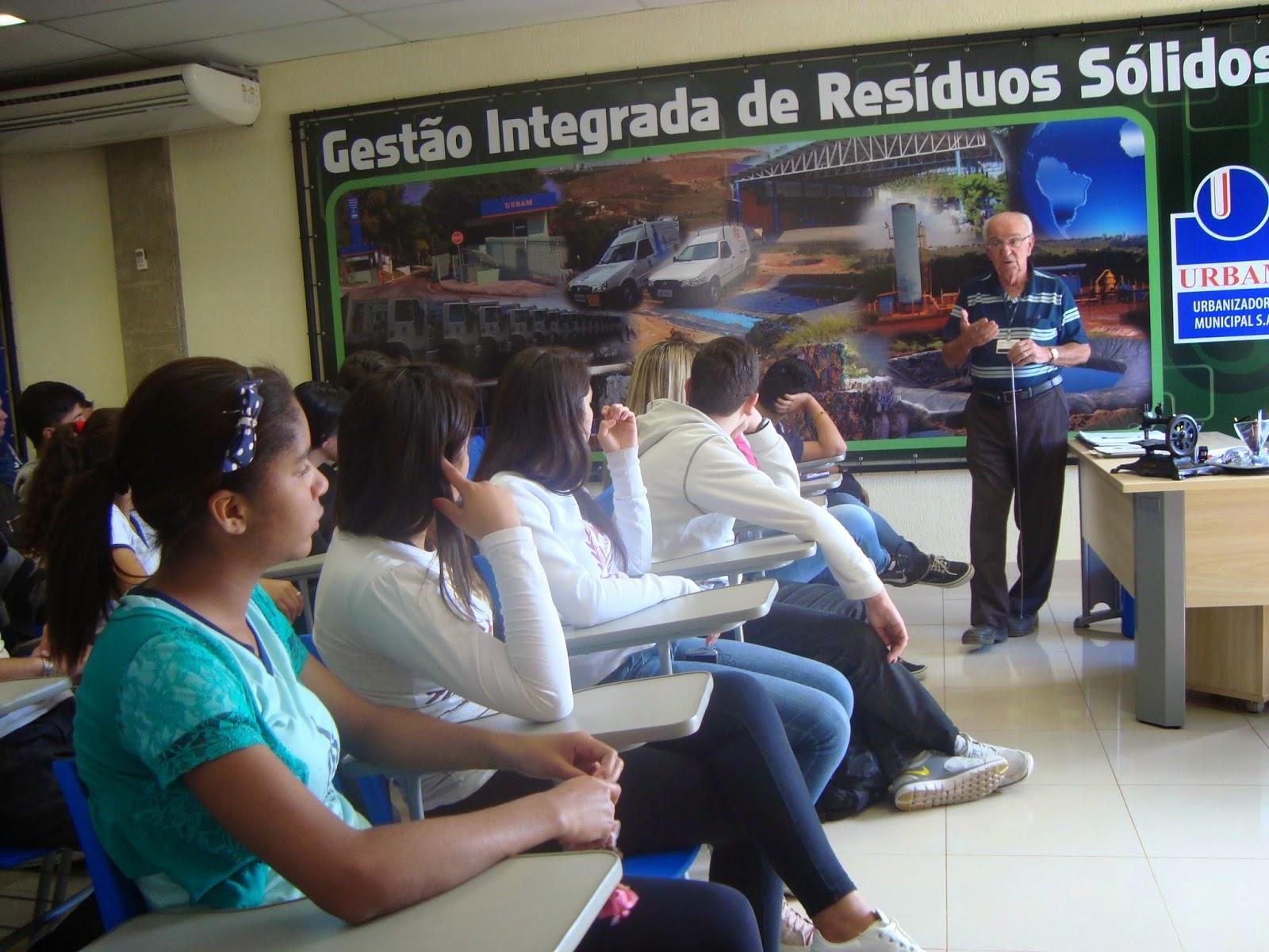 Destinação dos Resíduos Sólidos em São José dos Campos