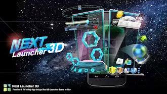 Next Launcher 3D v2.0.2