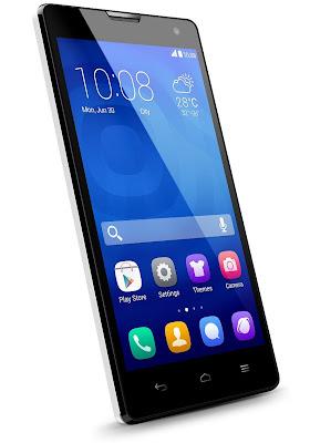 Análisis del Huawei Honor 3C 3G al mejor precio