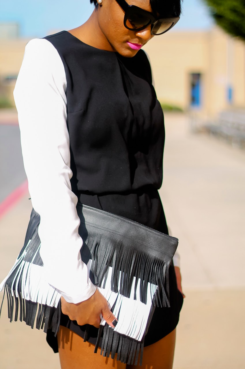 Target Style: B&W Trend