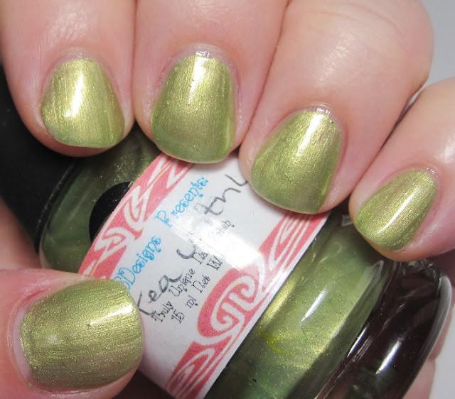 LynBDesigns Green Tea With Lemon