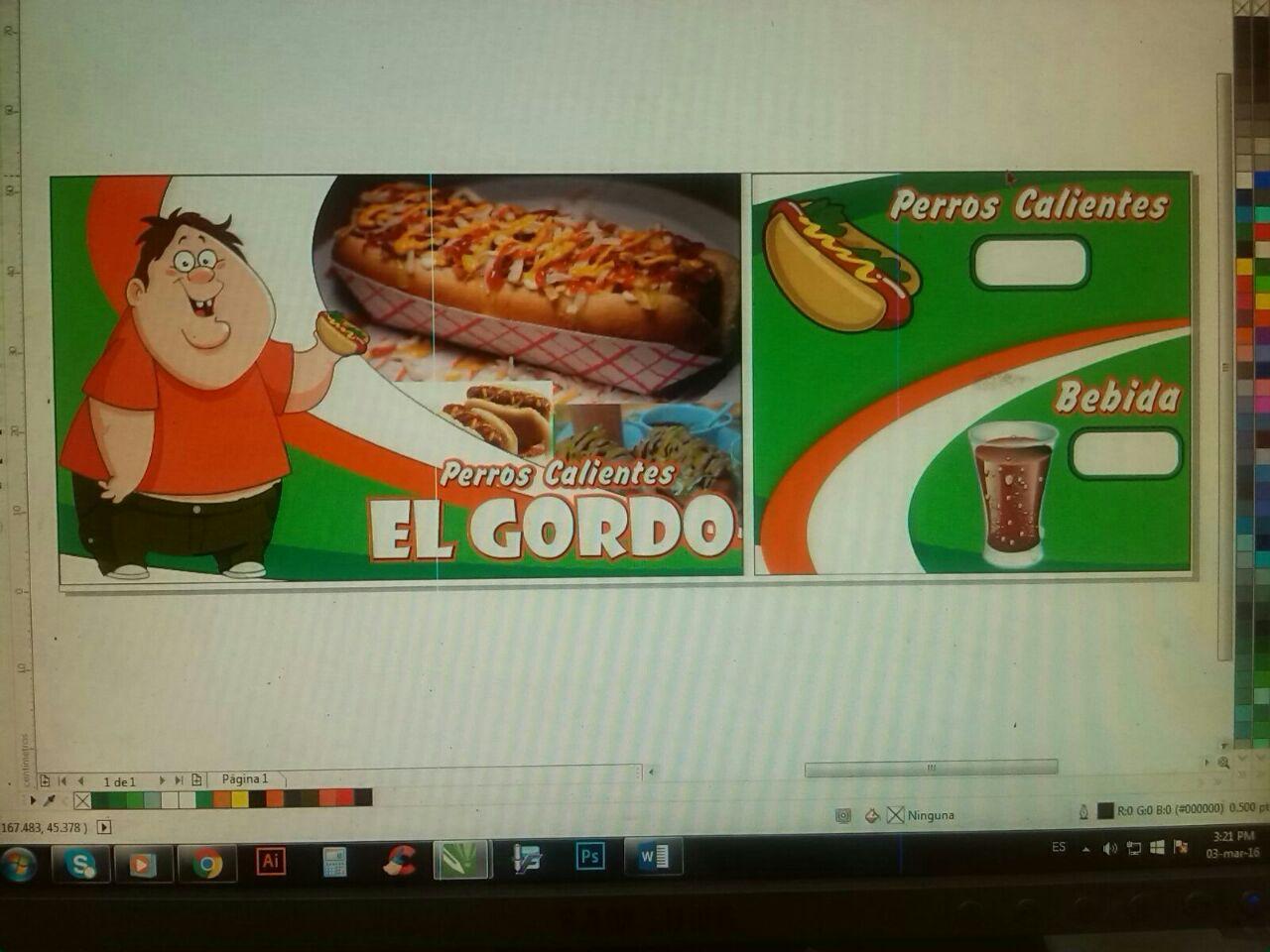 PERROS CALIENTES EL GORDO
