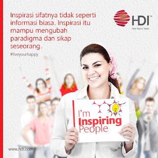 Menjadi Inspirasi
