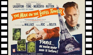 El hombre de la Torre Eiffel (The Man on the Eiffel Tower, 1949)