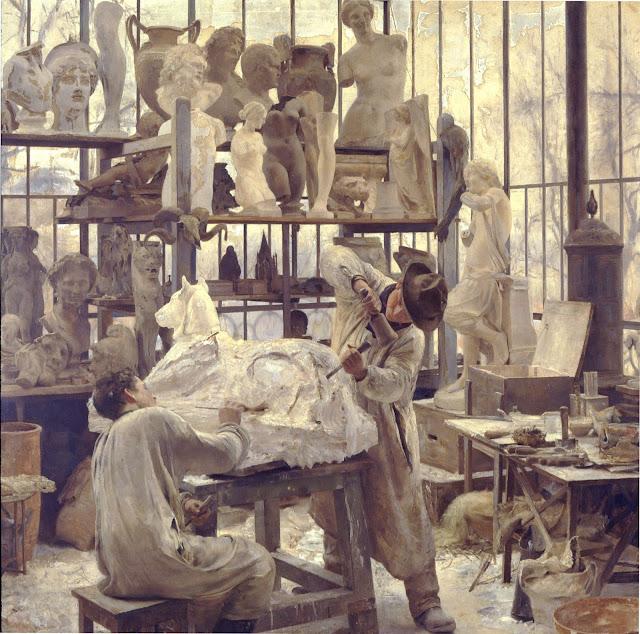 dantan,art history,sculpture