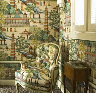 Curtains Ideas chinoiserie curtains : Chinoiserie Chic: September 2011