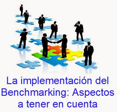 La-implementación-del-Benchmarking-Aspectos a tener en cuenta