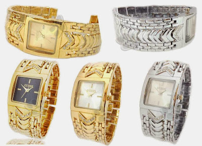 Jam Tangan Guess Thousands Edges
