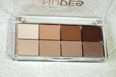 Essence Cosmetics Winter Nude Glam, Essence makeup, Nude Eye shadow Palette, All about nude eye shadow palette, Essence Camouflage concealer duo, Sheer and shine lipstick, lipstick, makeup review, lip swatch, nude lips, beauty, beauty blog, Essence makeup haul, winter makeup look, top beauty blog, Buy makeup online