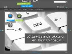 Høgni á Kedes (Er Bíblian Álítandi: fyrsti partur)