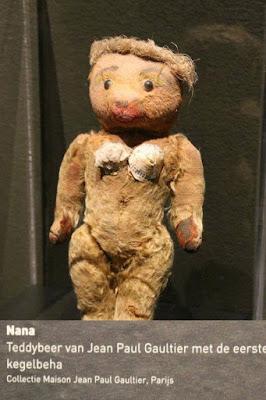 Teddybeer van Jean Paul Gaultier