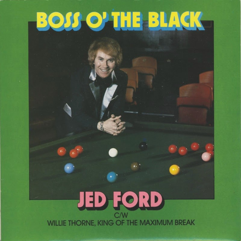 Jed Ford - Boss O' The Black
