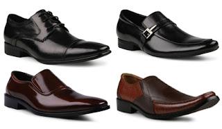 Trend Model Sepatu Formal Pria Terbaru 2013