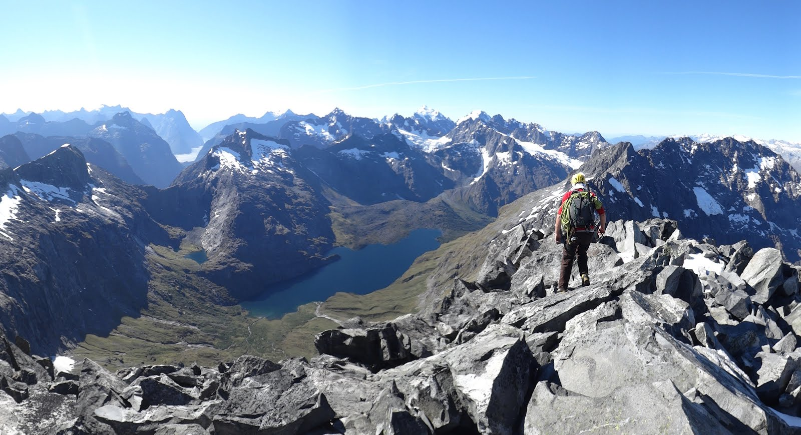 Sabre Peak