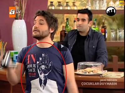illuminatiye türk ünlü ile ilgili görsel sonucu