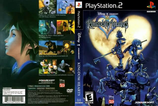 Kingdom Hearts Ps2 Iso