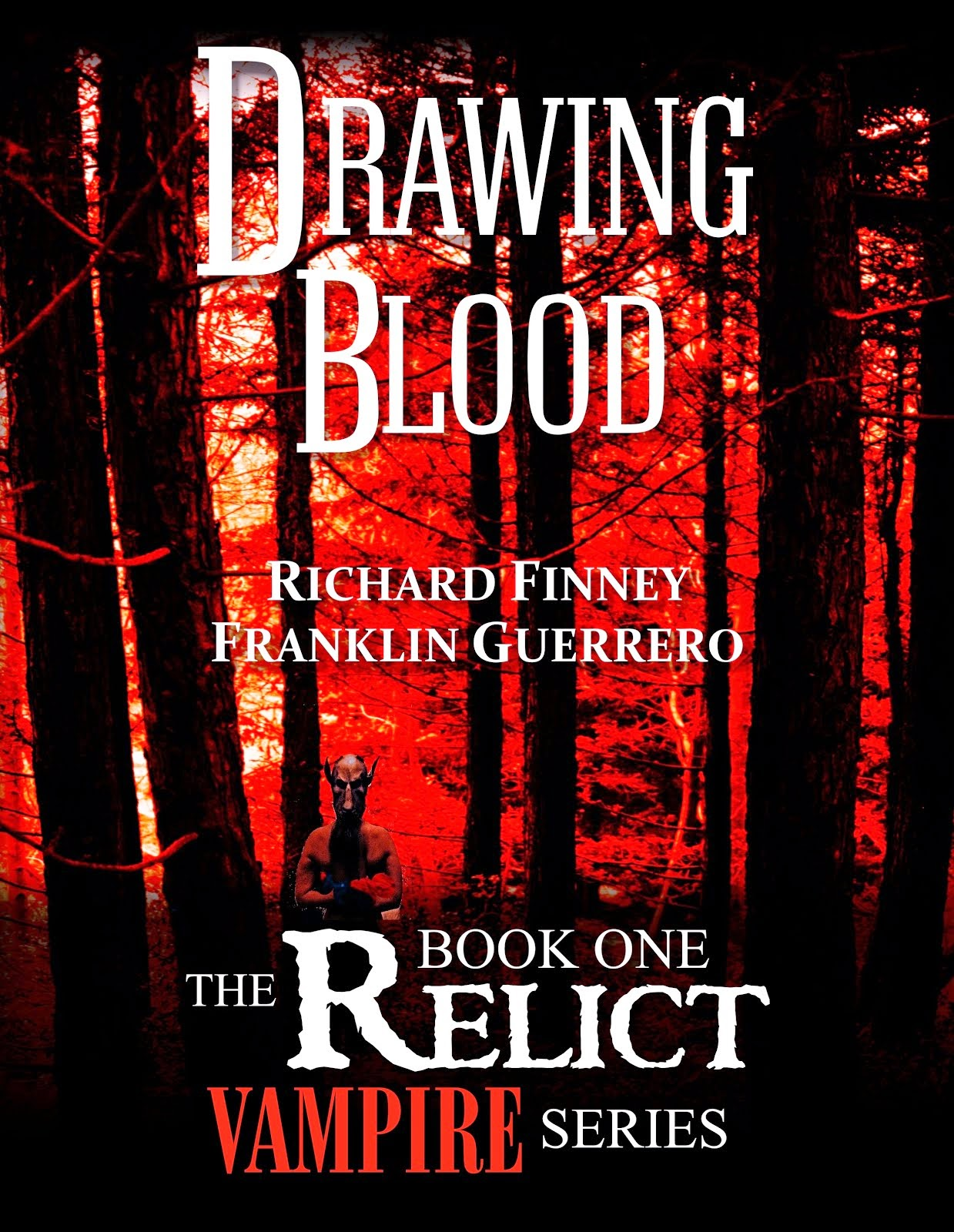 RELICT - Book One of the Vampire Series is just 99 cents!