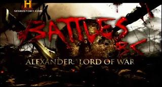Alexandre O Senhor da Guerra
