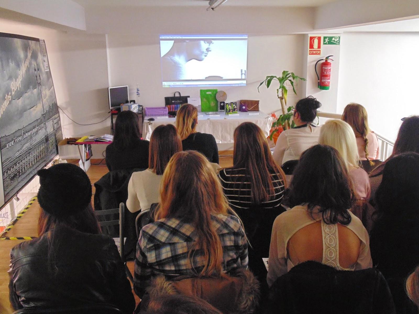 punto blanco evento blogger encuentro beauty villa de gijon