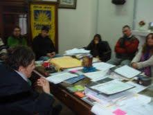 1º REUNION CONSEJO PARTICIPACION. MARCO: LEY 18 437. concretada: junio 2011