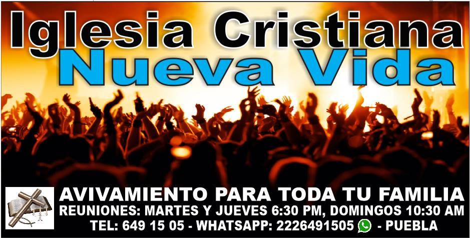 Iglesia Cristiana Nueva Vida