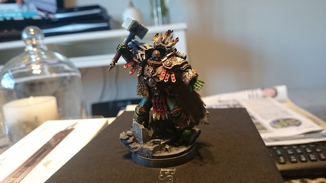 What's On Your Table: Vulkan WIP