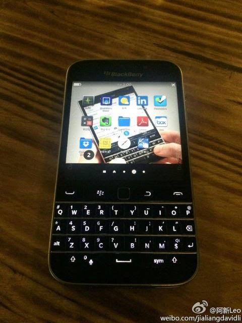BlackBerry Classic sắp phát hành