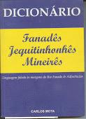 """Livro """"Dicionário Fanadês"""", do deputado Carlos Mota"""