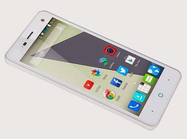 ZTE Blade L3, Spesifikasi HP Layar 5 Inci Dengan OS Android 5.0 Lollipop Terbaru