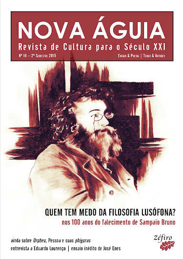 Capa da NOVA ÁGUIA 16