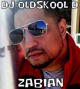 DJ OLDSKOOL D IS FREESTYLE ARTIST ZABIAN