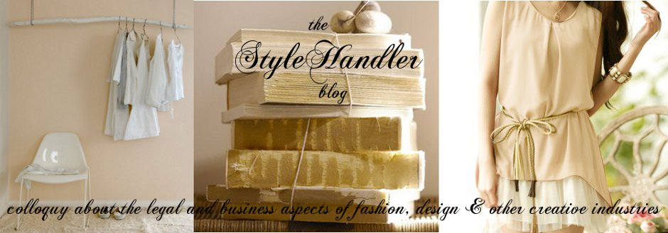 the styLe handLer.