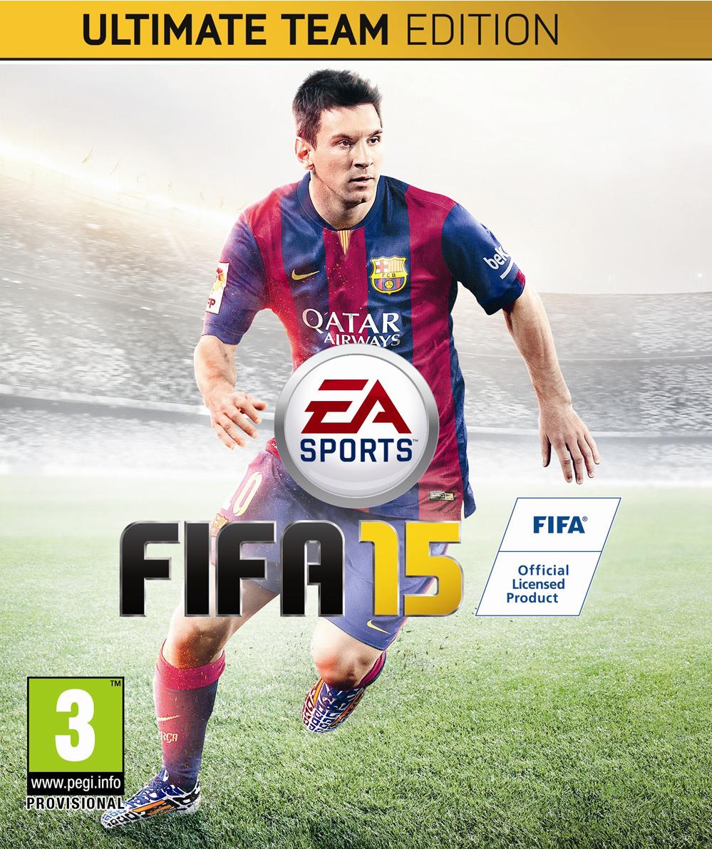 Resultado de imagen para Fifa 15 Ultimate Edition pc
