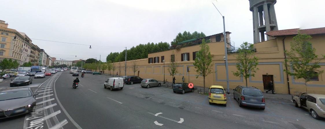 Benessere del personale foresteria militare roma circolo for Affitto appartamento castro pretorio roma