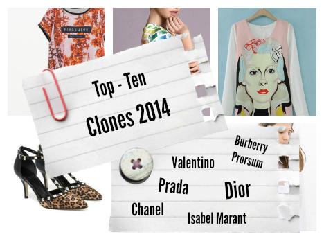 Clones moda primavera verano 2014