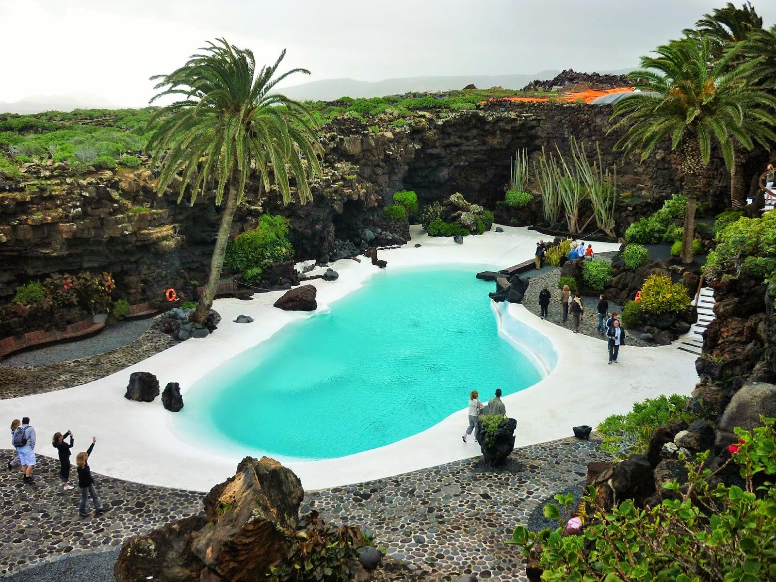 Lanzarote - îles canaries
