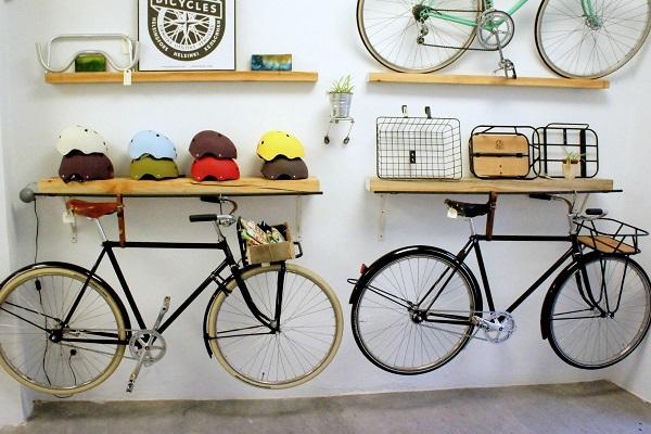Guardar las bicis