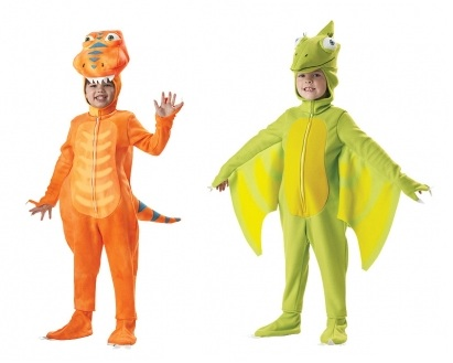 Dinosaur Train costumes
