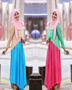 Baju Muslim for Hijabers