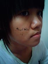我叫 Angel Chin 啦啦 XD