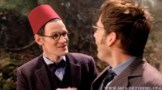 Imagen trailer el día del doctor, Doctor Who