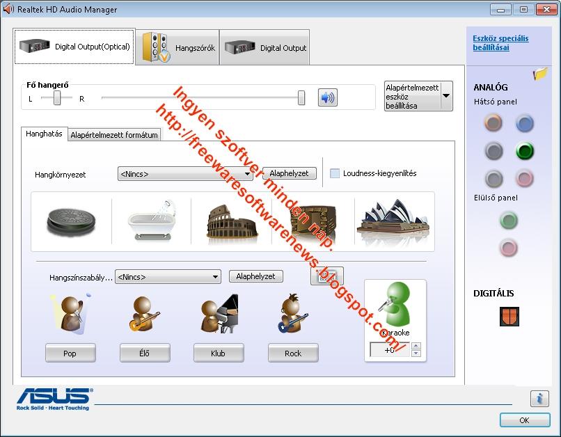 Звуковой драйвер realtek для windows xp 32 bit скачать бесплатно