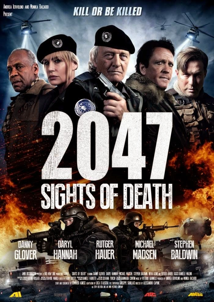 Ver 2047 Sights Of Death (2014) Online