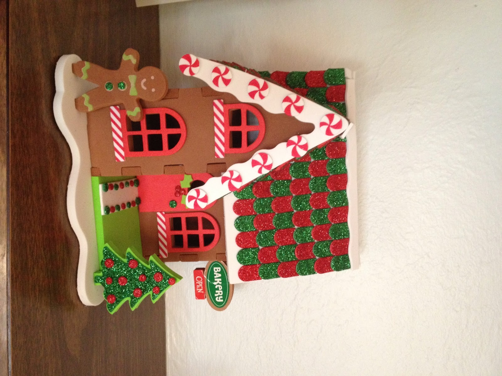 Edible Gingerbread House Kit Walmart