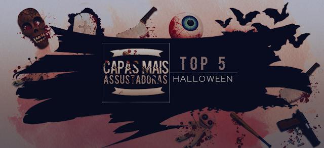 Especial Halloween: Capas mais assustadoras.